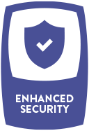 ENHANCED SECURITY - Help protect your family from break-ins and vandalism.